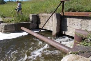 Разработка проектной сметной документации на капитальный ремонт Некрасовского гидротехнического сооружения (нижний пруд)