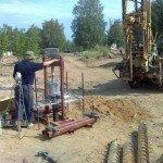 Проведение инженерно-геологических изысканий для строительства