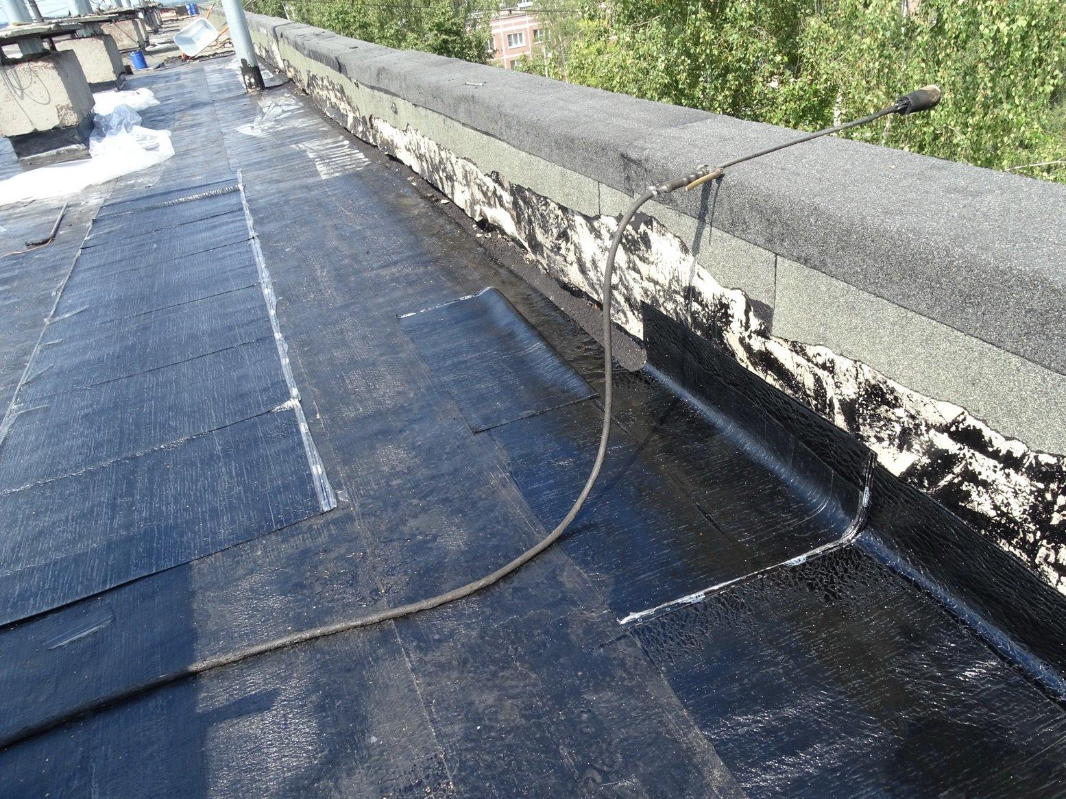Крыши с стоимость работы ремонту